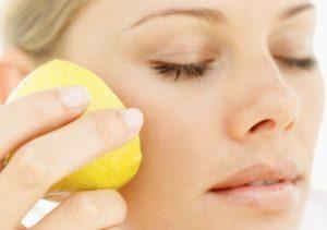 limon para el acne