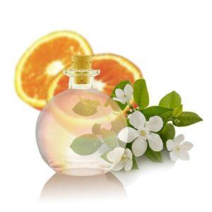 perfume de agua de azahar